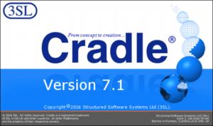Cradle Splashscreen