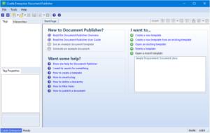 Cradle Document Publisher
