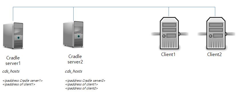 multiple CDS on single network