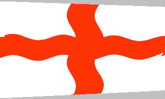 England's flag of St. George