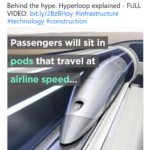 tweet by B1M regarding hyperloop