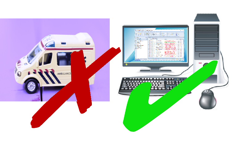 Software As A Service not South Australian Ambulance Service
