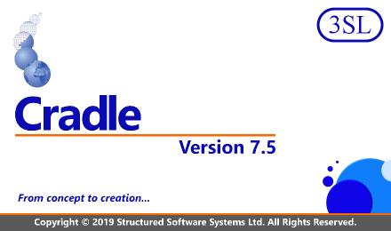 Cradle 7.5 Logo