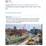 Arup Tweet Aug 2019