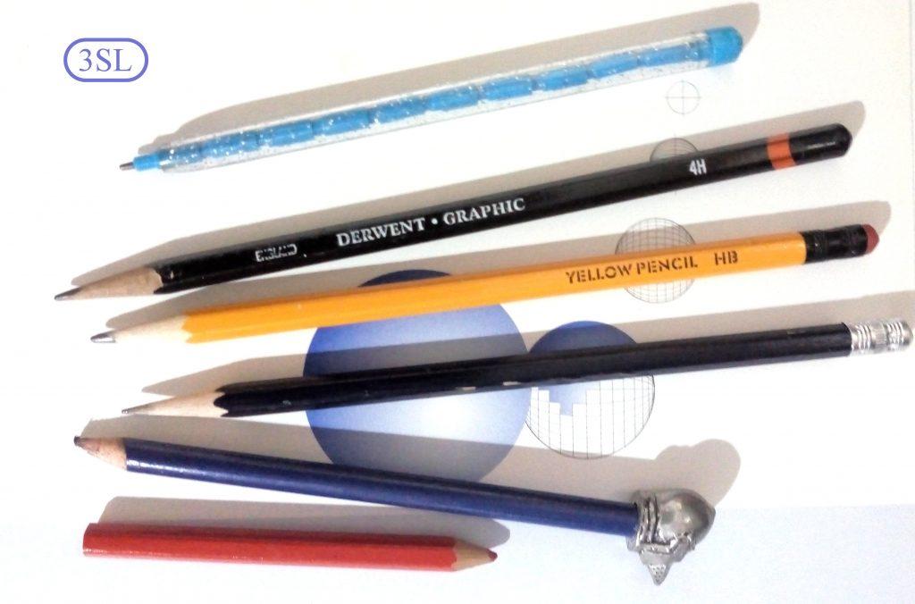 Random Pencils