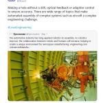 Synchroness Tweet