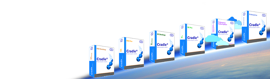 Cradle Product Range