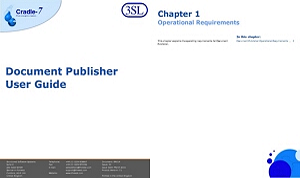 >User Guide - Document Publisher