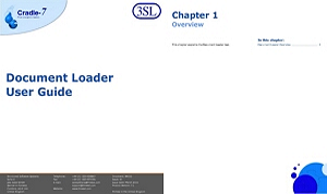 >User Guide - Document Loader