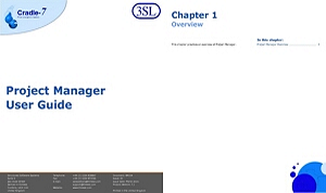 >User Guide - Project Manager